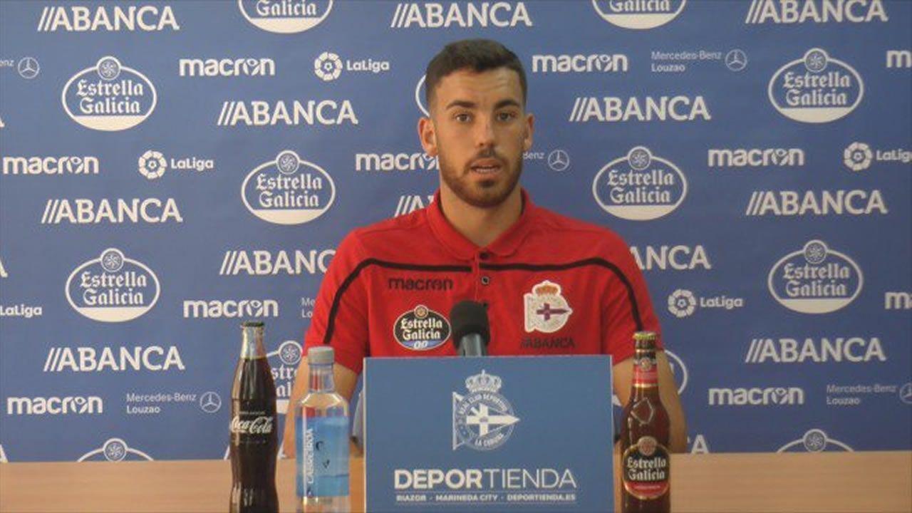 Carlos Martínez en El Requexón