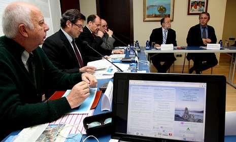 Los rectores de las tres universidades gallegas participaron en las Aulas del año pasado.