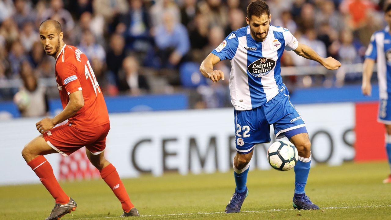 Las mejores imágenes del Celta - Deportivo.David Simón