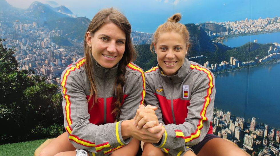El test «olímpico» a Vanessa Rial y Paula Medín