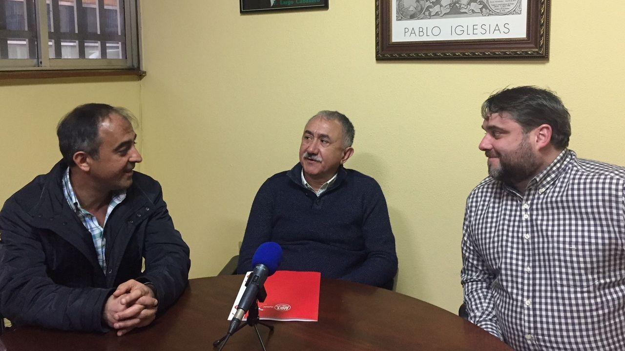 Dobarro preside la confederación de empresarios de la comarca
