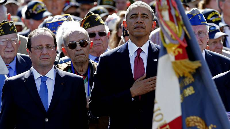 Líderes políticos se reúnen en el 70 aniversario del desembarco de Normandía.Níger es el cuarto país con menor índice de desarrollo, lo que ha provocado migraciones masivas.