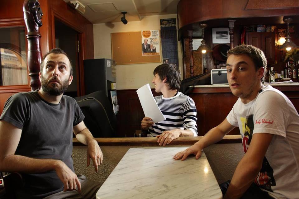 La historia de Jamie.La webserie se grabó en distintas localizaciones de A Coruña.