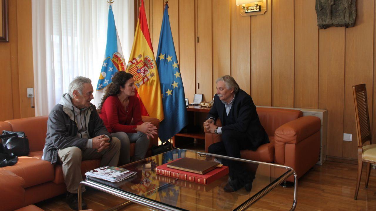 Tenso pleno en el Concello de Ourense