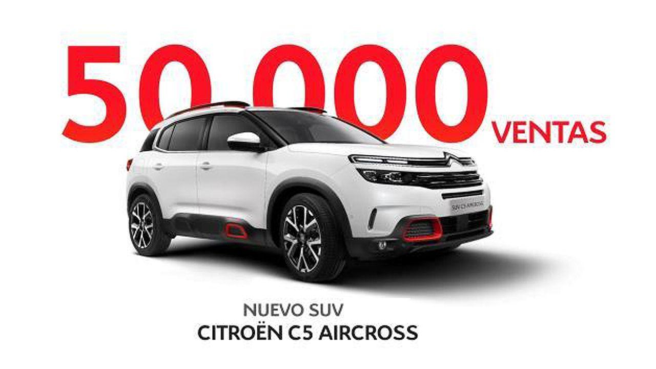 Citroën SUV C5 Aircross