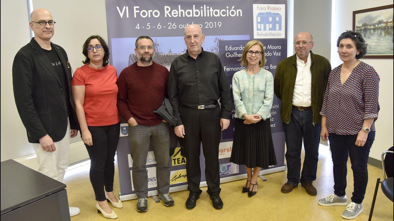 Exposición del arquitecto Pablo Tomé.
