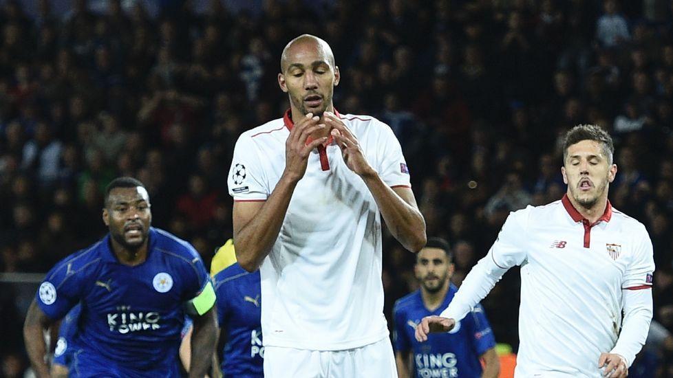 El Sevilla cae eliminado de la Champions