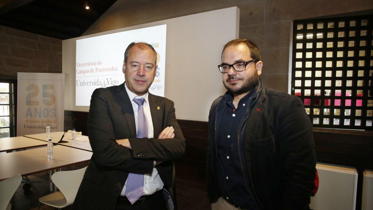Críticas de la Diputación de Pontevedra a la gestión de emergencias de la Xunta