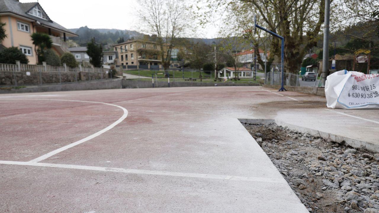 Así es la urbanización Montegolf, su área recreativa y los terrenos donde irán las 124 nuevas viviendas.Mapa del desvío provisional del tráfico que se llevará a cabo debido a las obras
