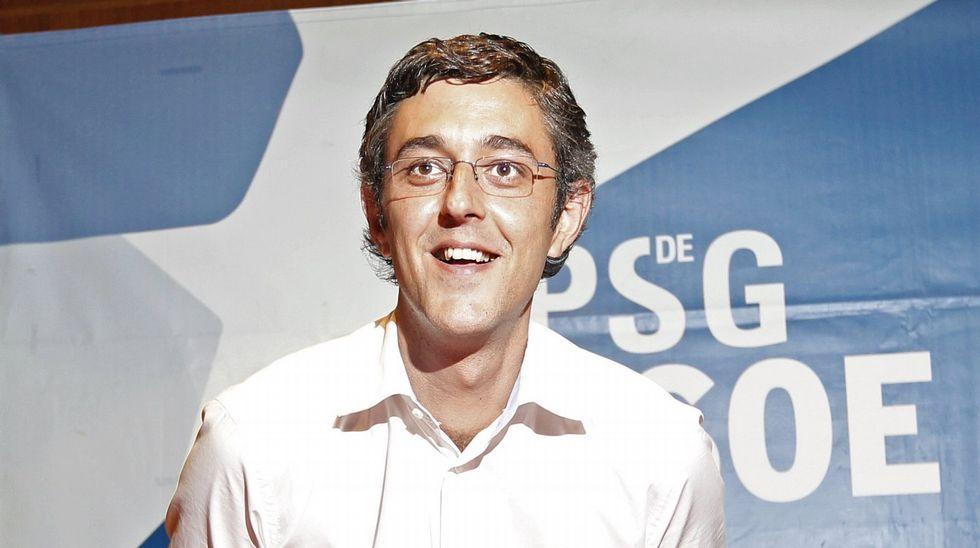 Discrepancias en el PSOE sobre el puesto que debe ocupar Madina en las listas