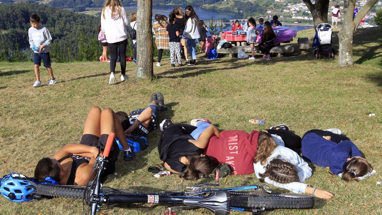 La Policía Nacional disuadirá la formación de grupos numerosos en San Roque
