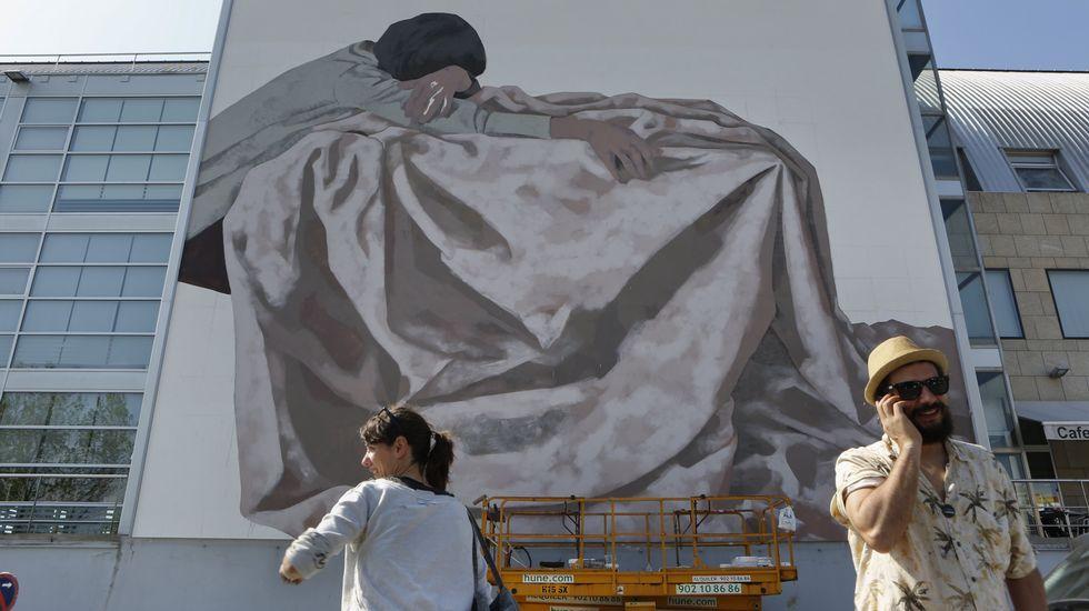 Cristina López Cordero, hermana y sobrina de los desaparecidos en el Mediterráneo