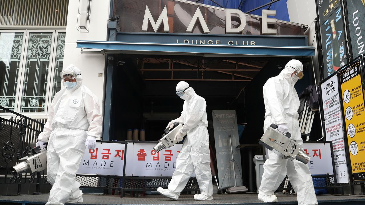 Corea del Sur trata de controlar un nuevo brote en cinco discotecas