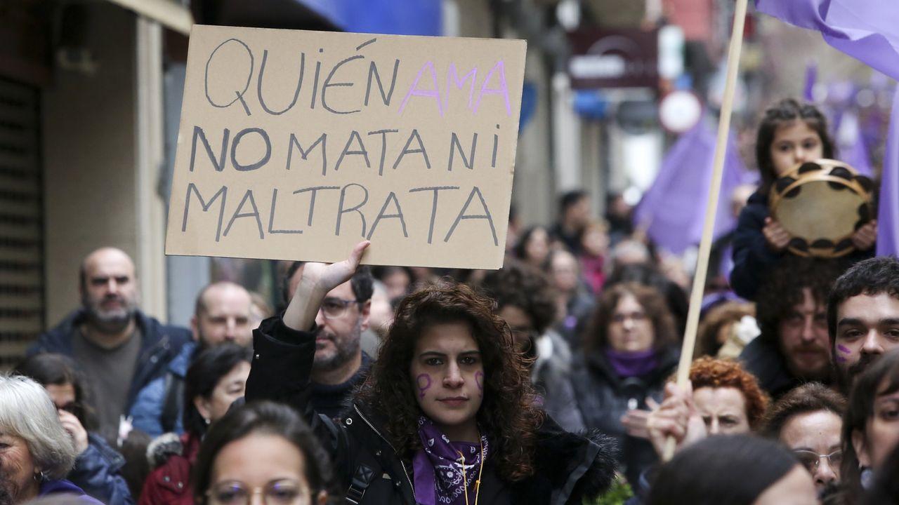 Imagen de archivo del juzgado de violencia sobre la mujer de A Coruña