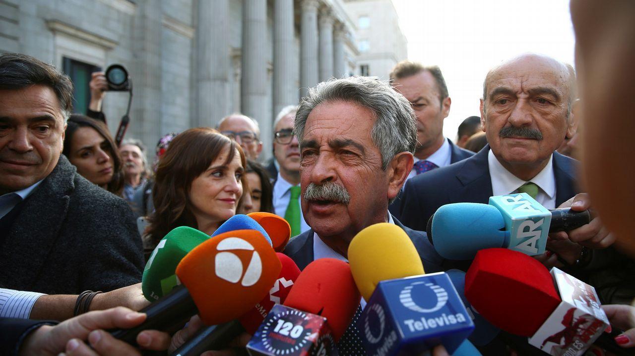 El Consejo de Política Fiscal y Financiera se reunirá el viernes.El presidente de Cantabria, Miguel Ángel Revilla