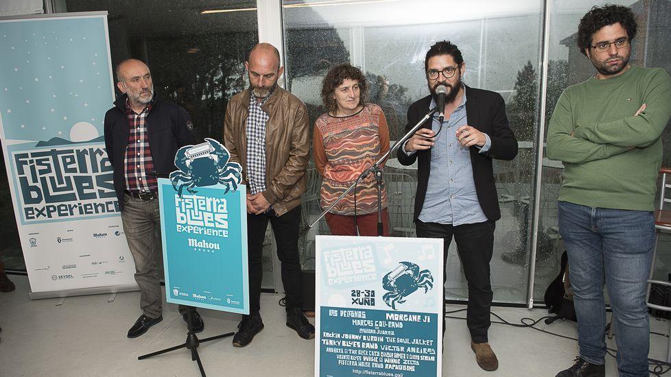 Aperitivo de graduaciones en la EFA Fonteboa de Coristanco: ¡las imágenes!