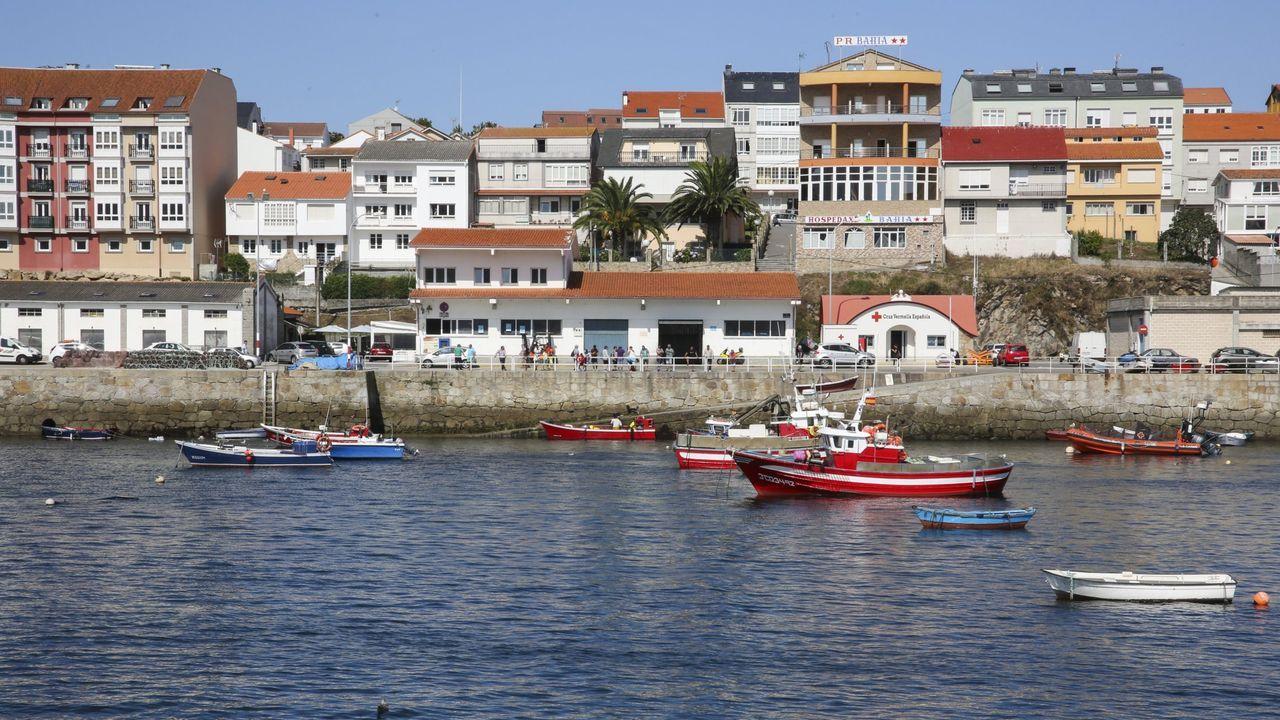 Pleno de la constitución del Parlamento de Galicia en la presente legistatura