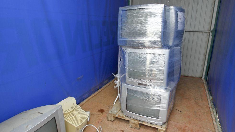 Televisores de tubo. El bum de las pantallas planas sigue derivando en la llegada de muchos televisores de tubo a Recinor