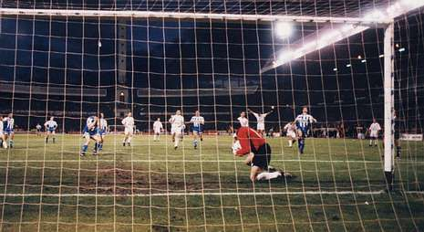 El penalti fallado por Djukic el 14 de mayo de 1994 es todavía recordado en A Coruña.