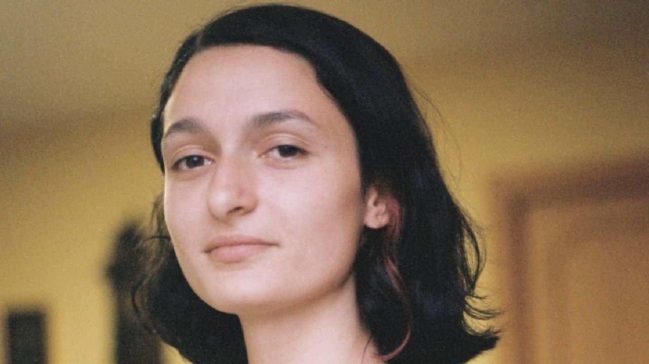 Paula Fuentes estuda na Escola Superior de Cine de Cataluña