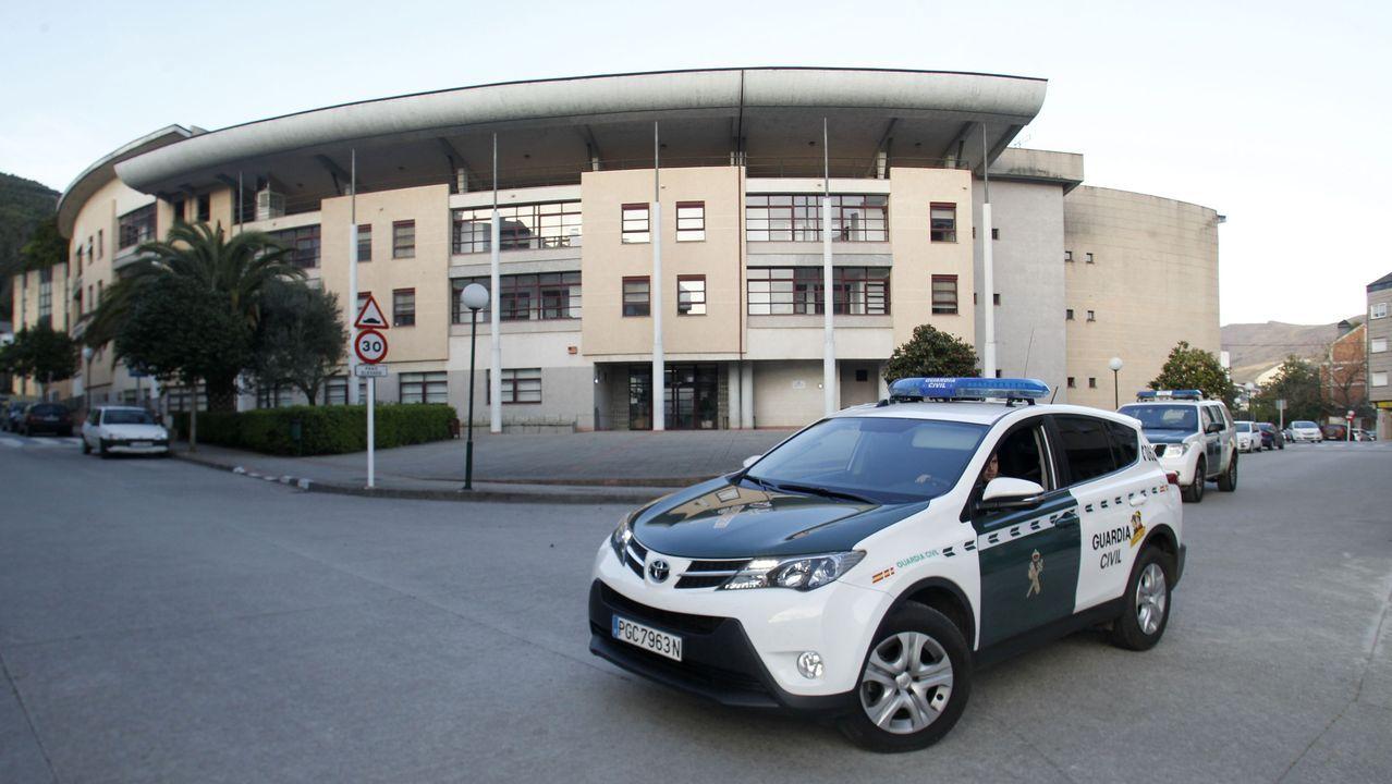 La residencia de Quiroga lleva cerrada dos semanas con los residentes y trabajadores confinados en su interior