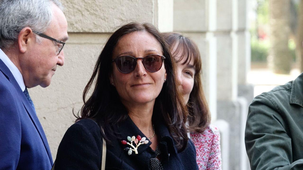 La jueza María Núñez Bolaños se incorporó a la causa de los ERE andaluces en el 2015