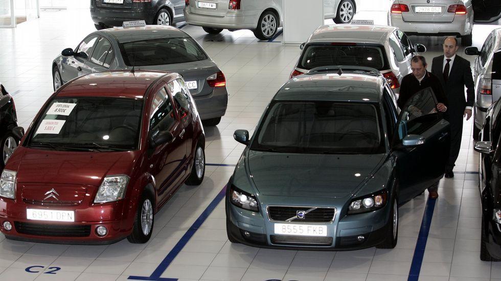 Comienza la campaña de la Renta 2014.Las ventas de coches han resucitado en España gracias al impulso del plan PIVE.