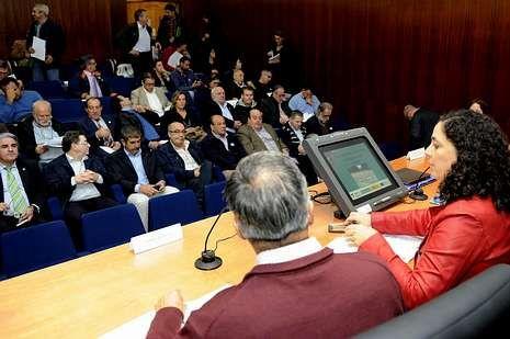Os rexedores recibiron información detallada sobre o Plan Marco.