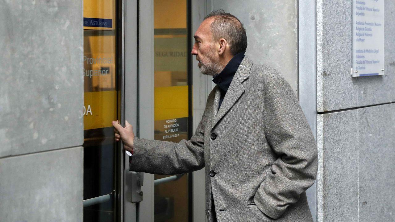 El exdirector general de la Fundación Niemeyer, Natalio Grueso