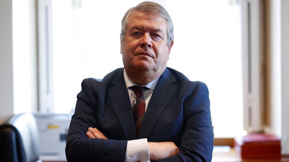 César Tolosa, presidente de la Sala de lo Contencioso del Tribunal Supremo