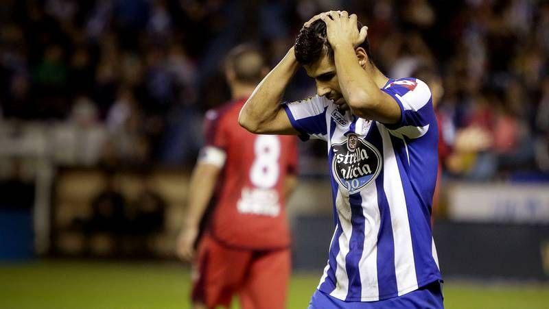 Córdoba-Deportivo, en imágenes