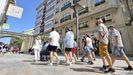 Lugo ha frenado la tendencia que le aproximaba a los 100.000 habitantes