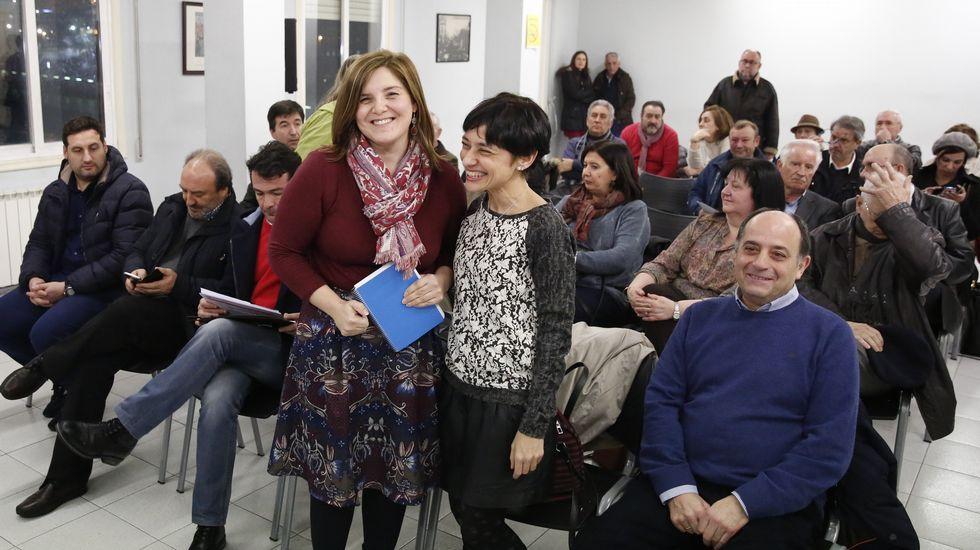 Comité nacional del PSdeG.Pilar Cancela preside la reunión de la gestora del PSdeG-PSOE
