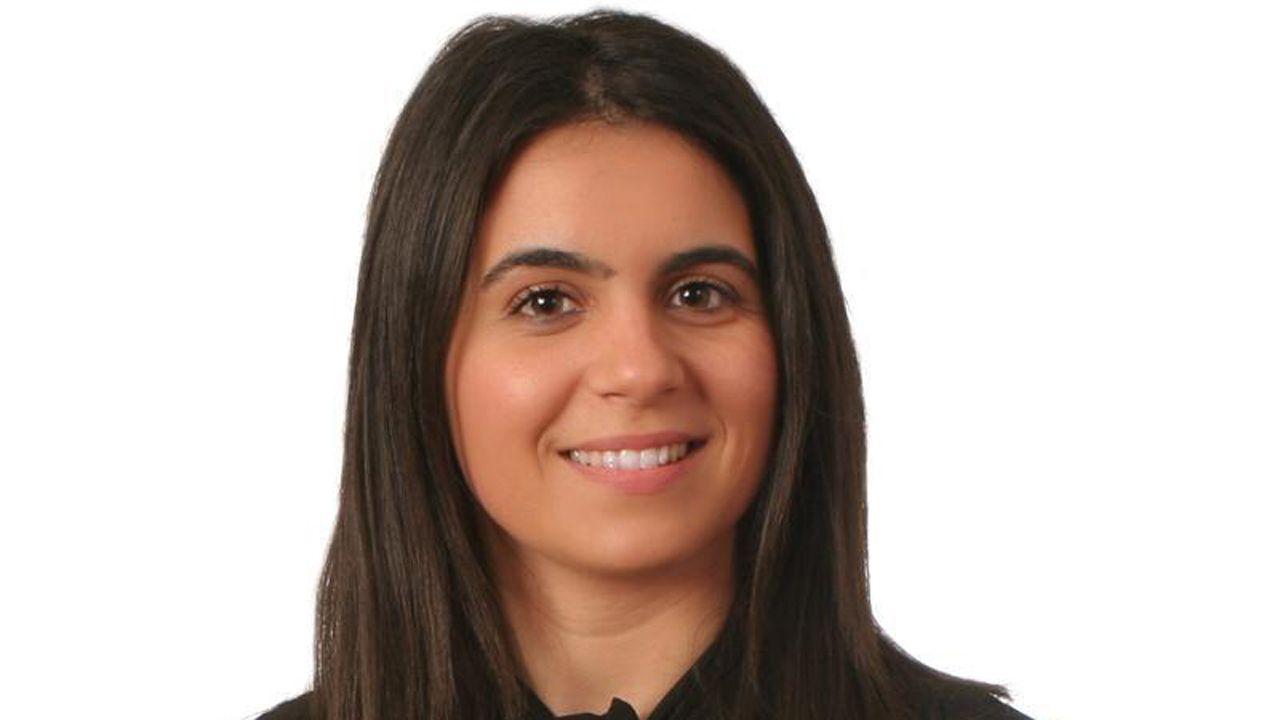 Rozada BenavidesMauro de Ves Vetusta Langreo Requexon.Melania Montes, la nueva concejala del Ayuntamiento de Langreo