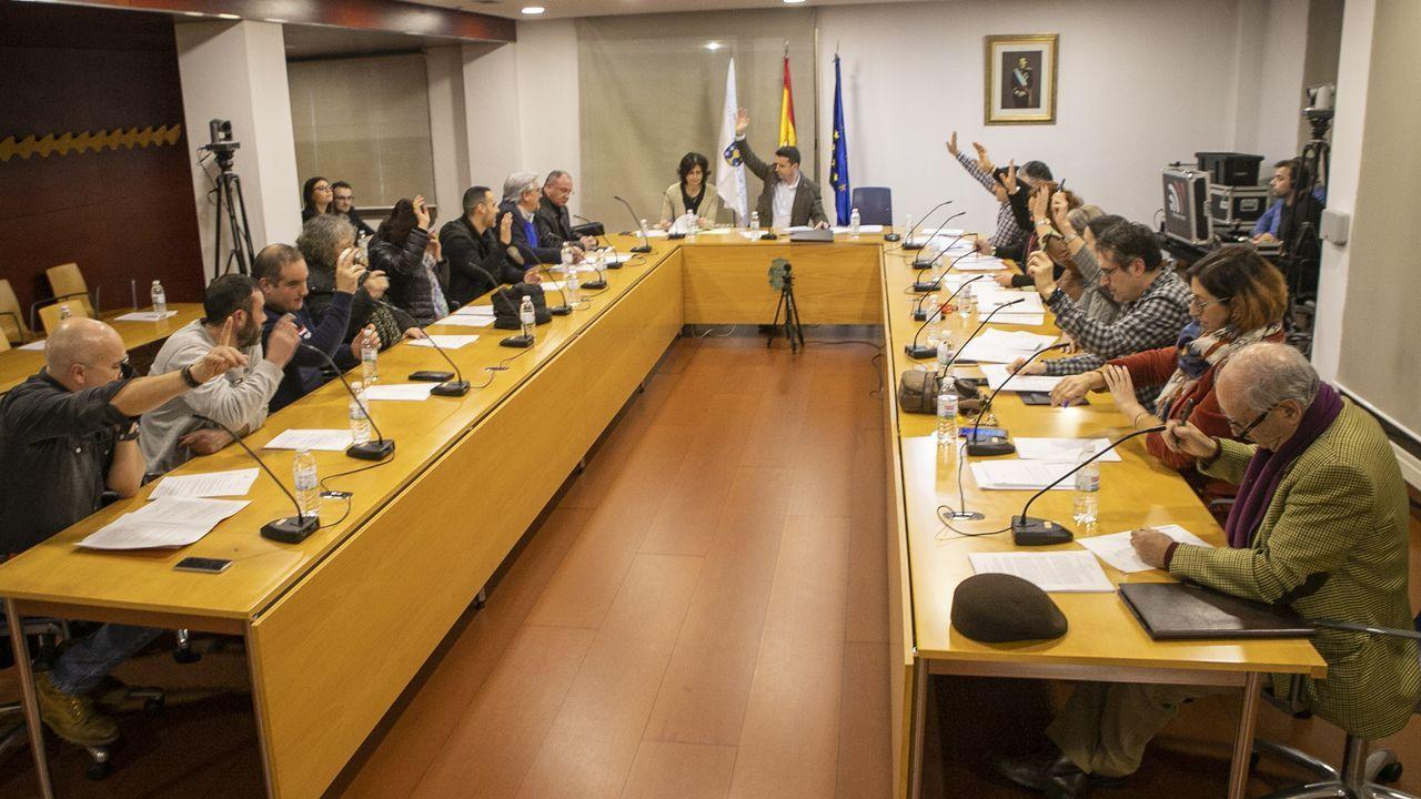 Imagen de archivo del colegio Sanjurjo de Carricarte