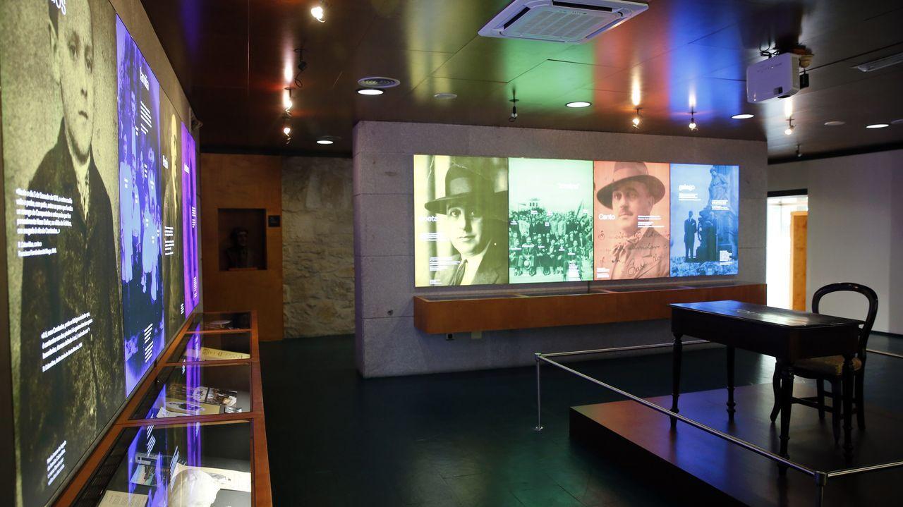 Cambados xa desfruta do seu museo Cabanillas