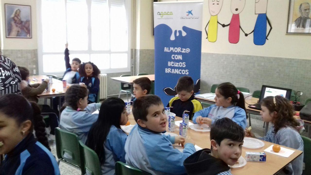 El Bellas Artes de Asturias hace sitio a dioses y héroes.Fernando aclara las dudas de Younes, un joven marroquí que está aprendiendo las claves para diseñar un currículo