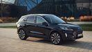 Nueva versión del Ford Kuga Hybrid