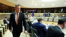 El negociador británico con Bruselas, David Frost