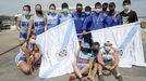 As imaxes do Campionato Galego de Bateis en Bueu