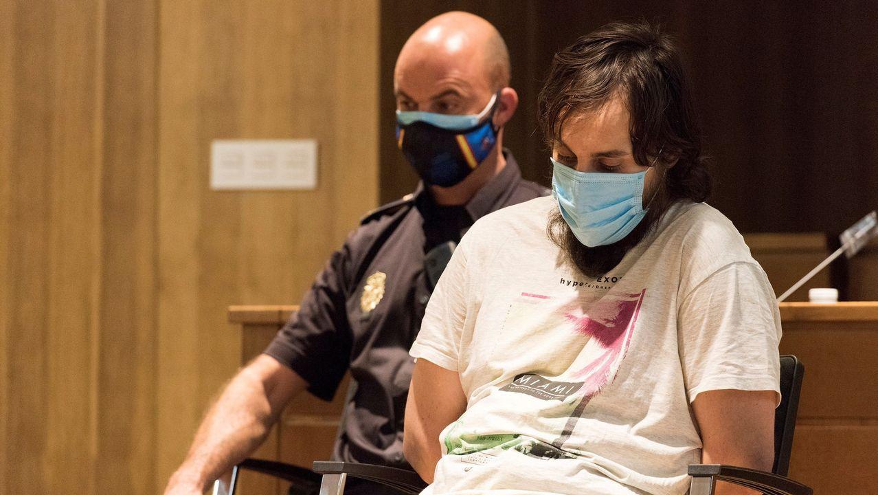 Iván Pardo, considerado culpable de la muerte de su sobrina política