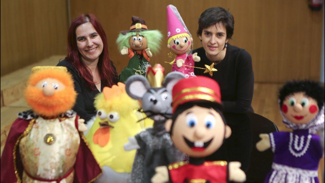 Música clásica con marionetas y mucho humordesde Ferrol.La parela formada por Justin Bieber y Selena Gómez llega a la gala.