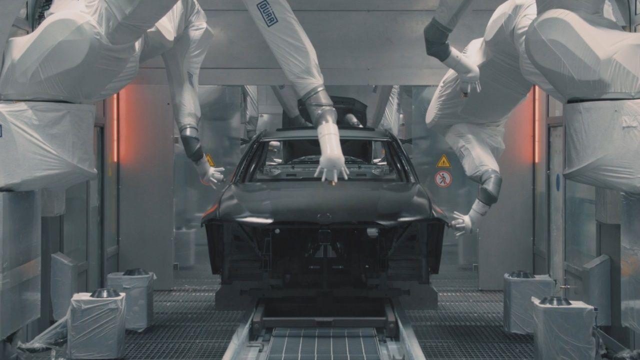 Así esla plantaque BMW acaba de inaugurar en México.Recogida de ocle