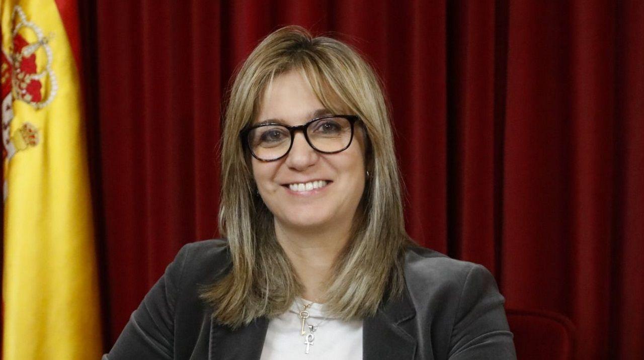 Ana Prieto es la número 1 del PSOE al Congreso