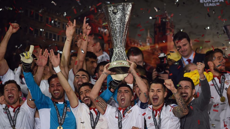 Las espectaculares imágenes de la gran final entre Liverpool y Sevilla
