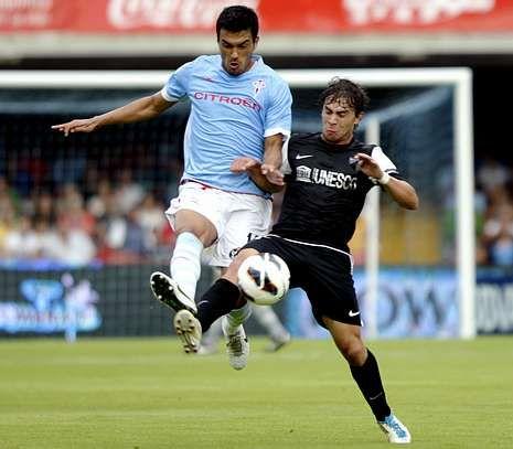Cabral podría recibir hoy el alta médica y viajar a Mestalla con el equipo.