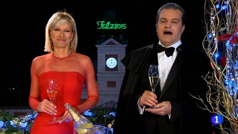 Esta Nochevieja, tenemos una misión: FELIZ 2016 CANALSUR.Anne Igartiburu presentará las campanadas en TVE.