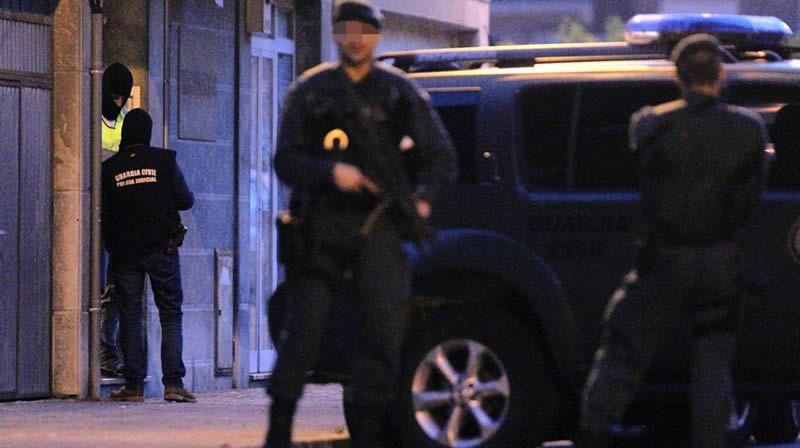 El comando del que formaban parte realizó cuatro atentados