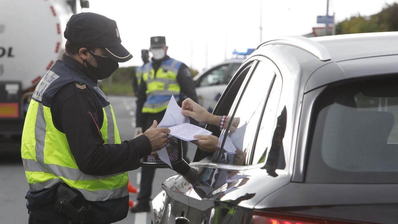 La policía advierte en caso de detectar una primera infracción en un control, pero multa duramente la reincidencia