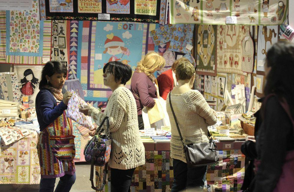 La feria de labores incluirá en su programa talleres artesanales y demostraciones en vivo.